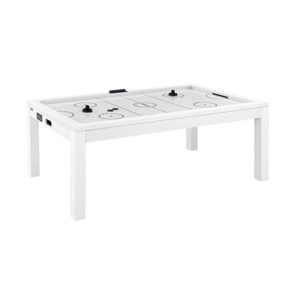 Air hockey Table Blanc 7ft